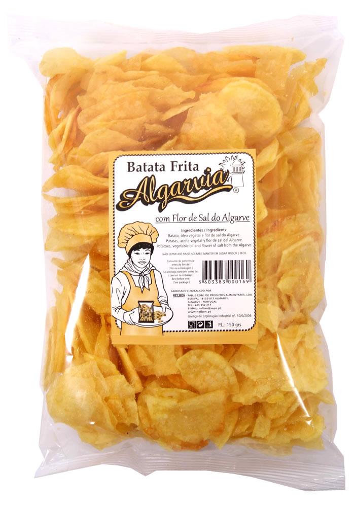 BATATA ALGARVIA C/ FLOR DE SAL