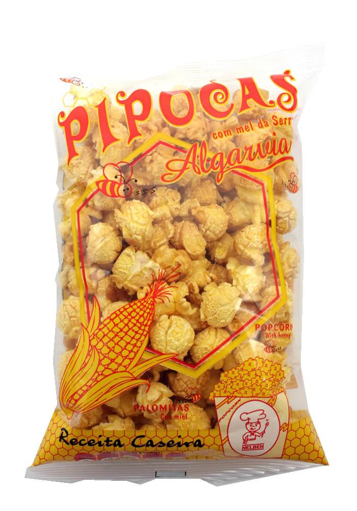 Pipocas C/mel do Algarve